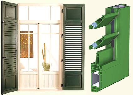 fensterlaeden. Black Bedroom Furniture Sets. Home Design Ideas